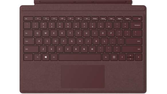 Microsoft Surface Pro Signature Type Cover keyboard with